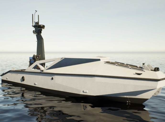 Marine Corps Long Range Unmanned Surface Vessel