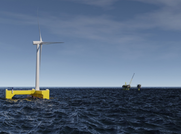 Oil & Gas Can Be Much Greener with Floating Wind
