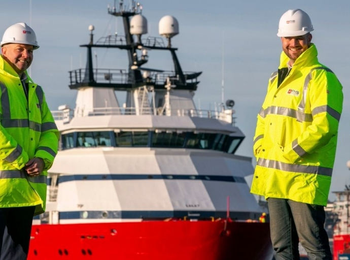 Investment Strengthens First Marine Solutions' Survey & Positioning Service