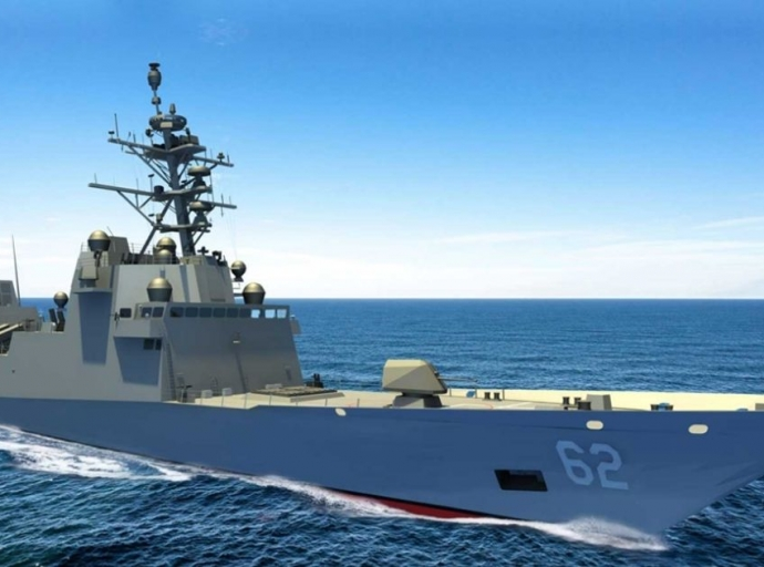 L3Harris Awarded Systems Integration Contract for US Navy Frigate Program