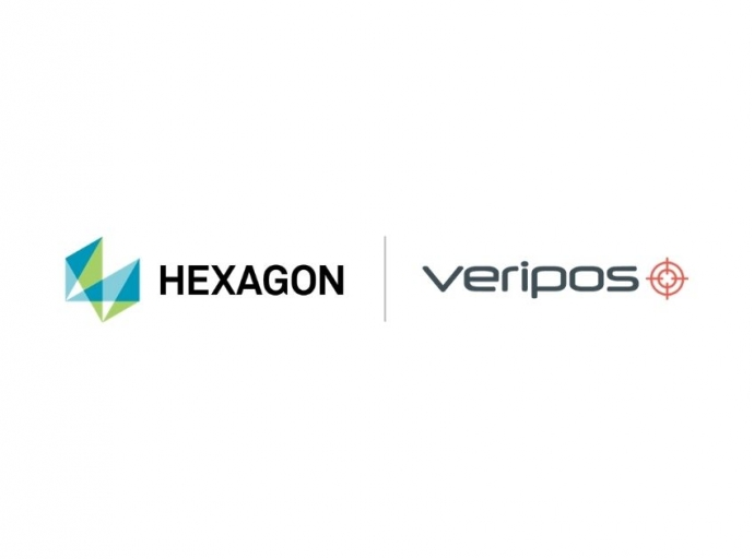 Hexagon | VERIPOS Named Key Supplier of Offshore Positioning Solutions