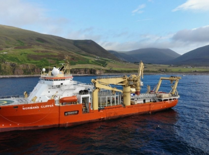 Global Marine Awarded 16-Cable R100 Project from BT