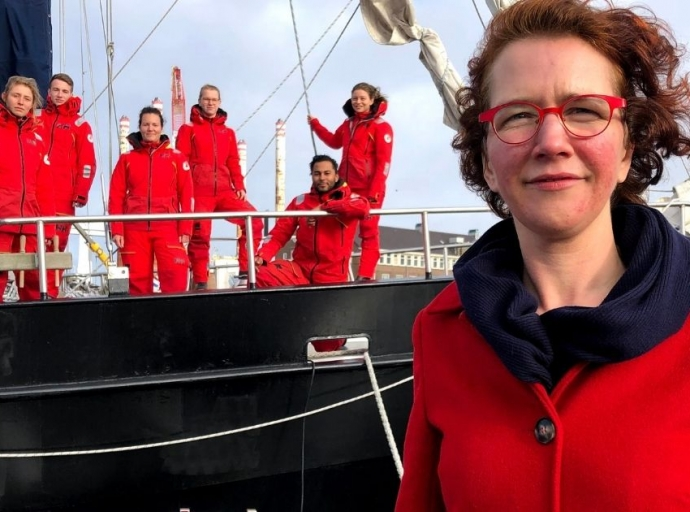 Sea Ranger Service Appoints Christel Pullens as Managing Director