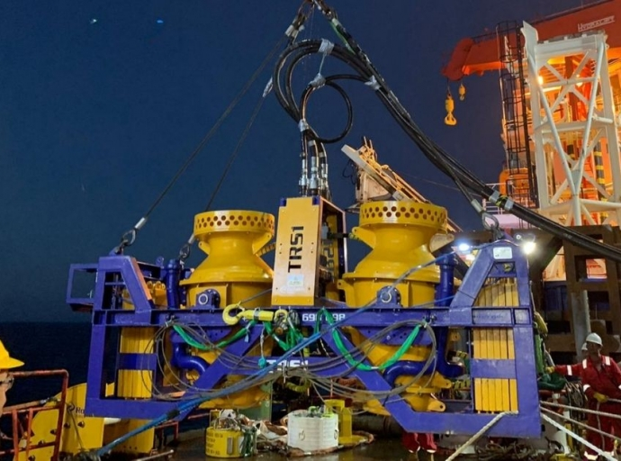 Rotech Subsea Completes Major Australian Trenching Scope