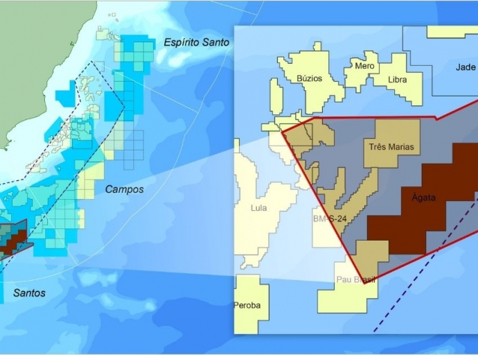 CGG Delivers 9,300 sq km of Data from Agata Reimaging Program