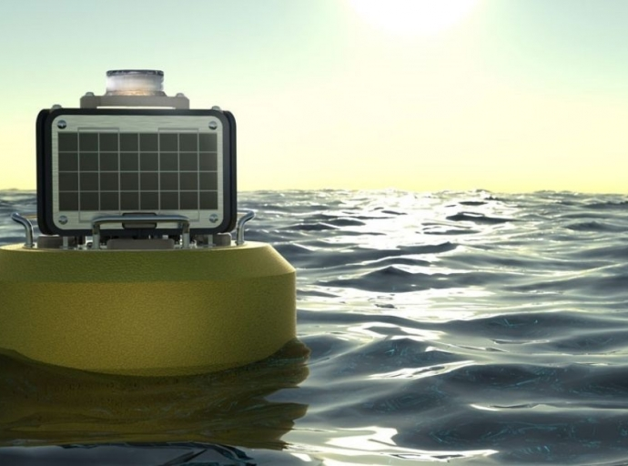 NexSens and SeaView Systems Make Waves with Small, Flexible MET Buoy