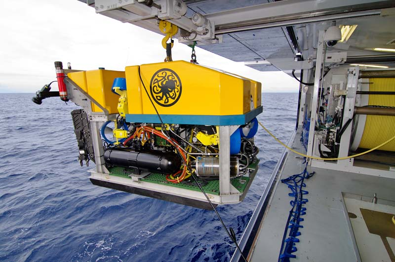 Image 6 3000 meter rated  ROV
