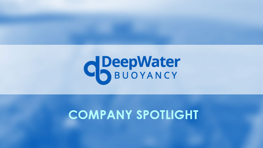 Company Spotlight - DeepWater Buoyancy