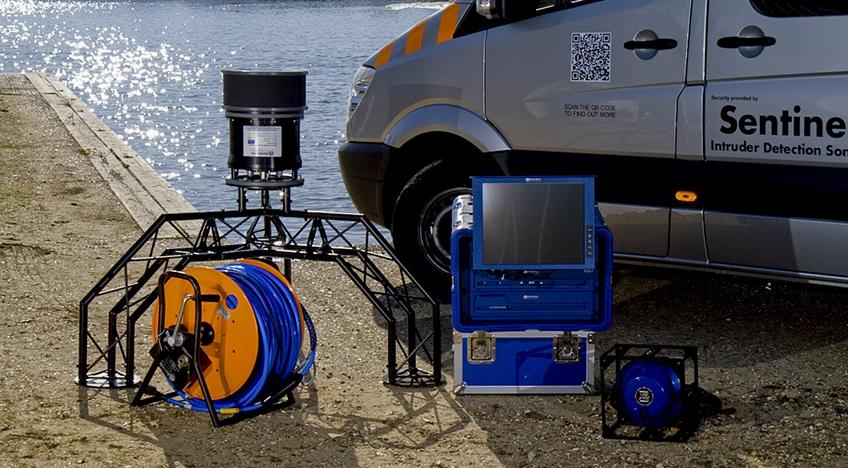 Sonardyne Sentinel: Closing The Gap In Underwater Situational Awareness