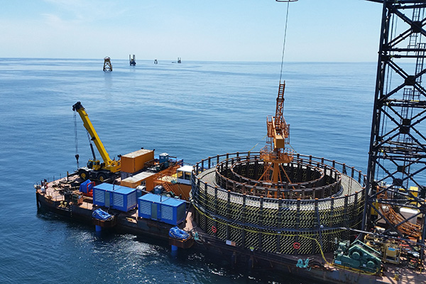 Subsea Cable Installation for the Block Island Wind Farm