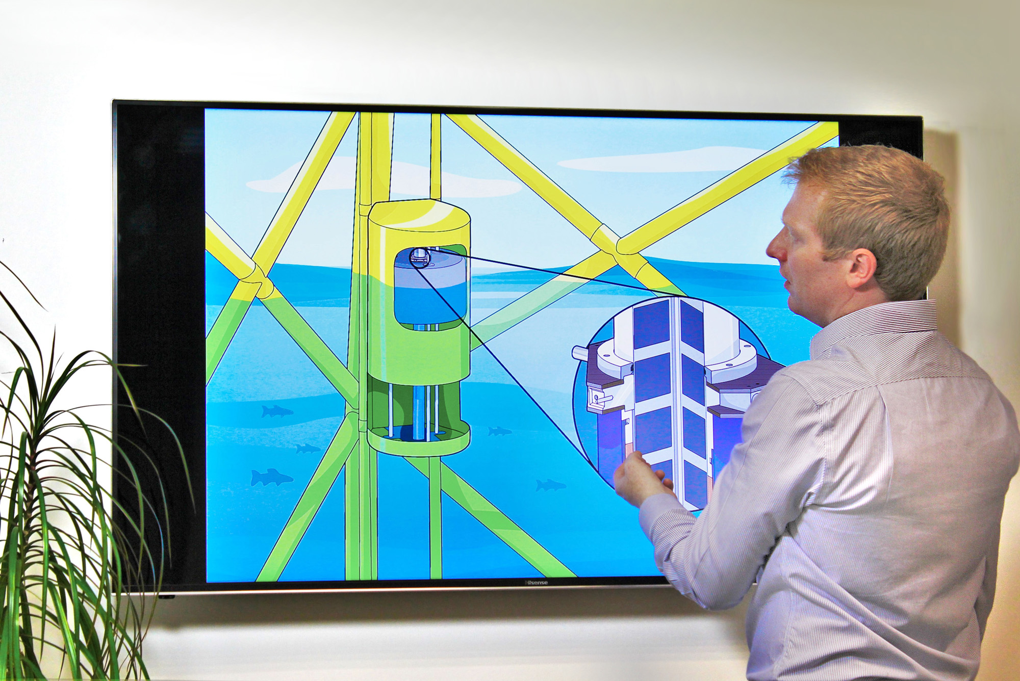 Trident Energy and 42 Technology Make Waves with Improved PowerPod