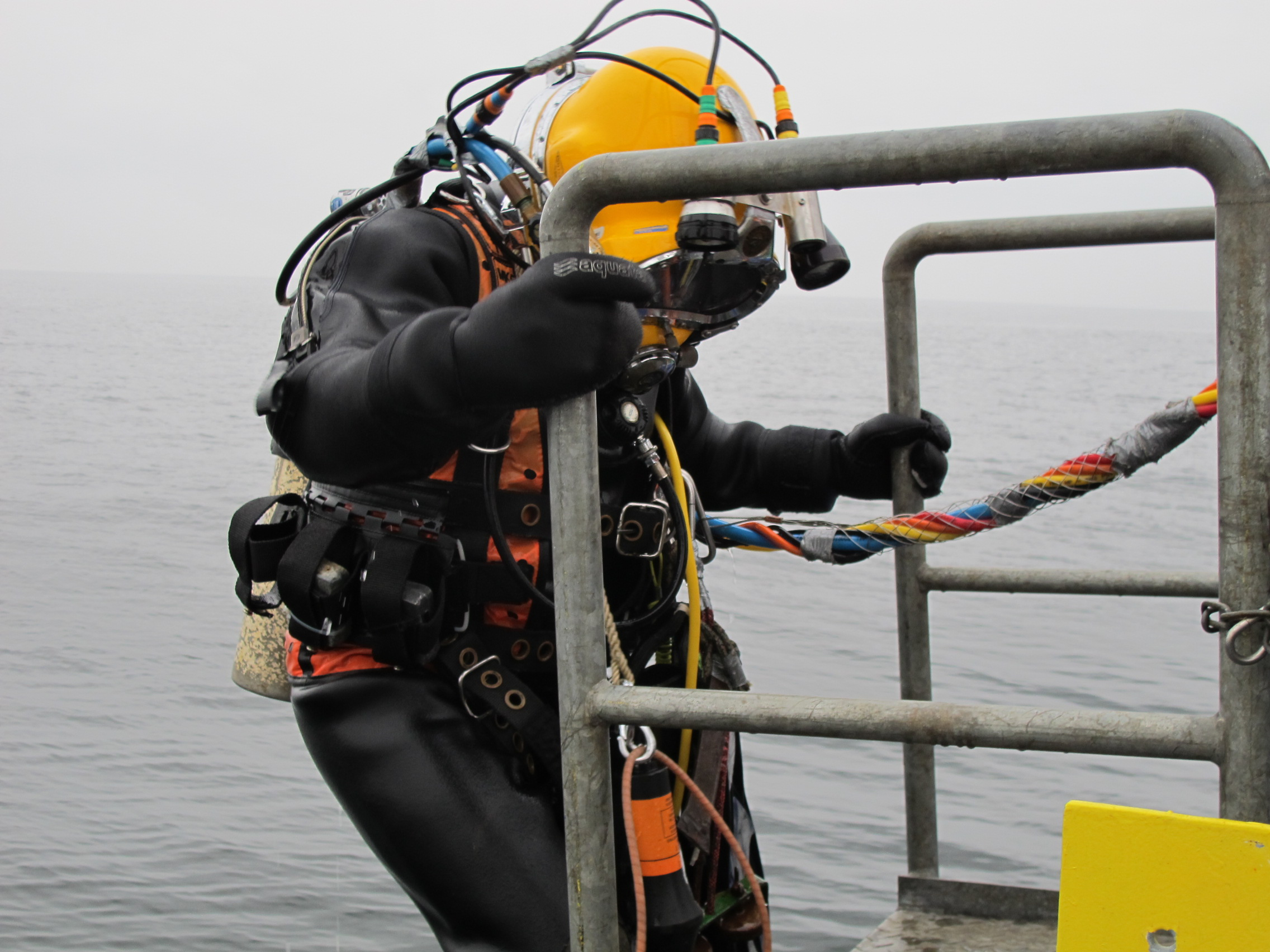 3Offshore Diving Guideline