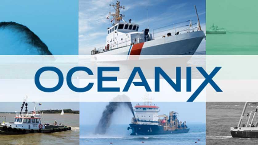 NovAtel Announces Oceanix™ Nearshore Correction Service