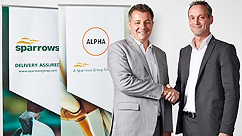Sparrows Group Acquires Wind Energy Specialist Alpha Offshore Service