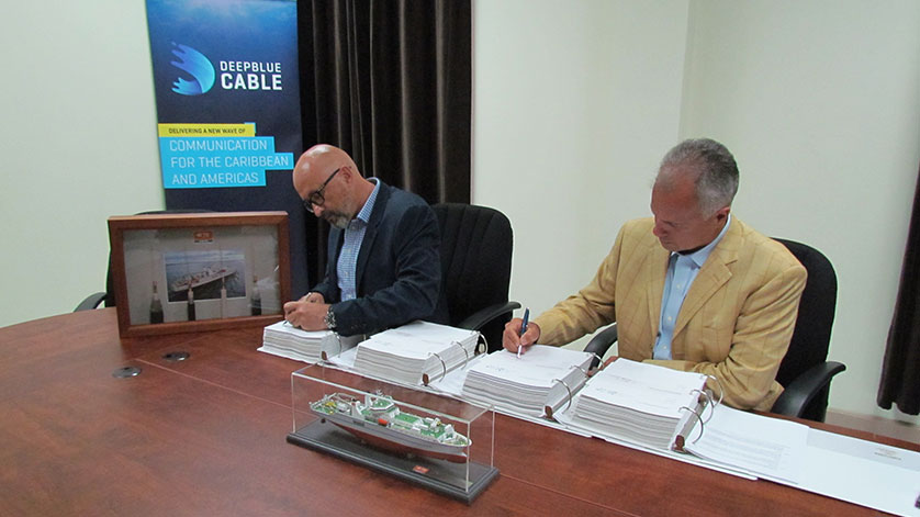 Deep Blue Cable, SubCom to Build New Caribbean-Americas Cable