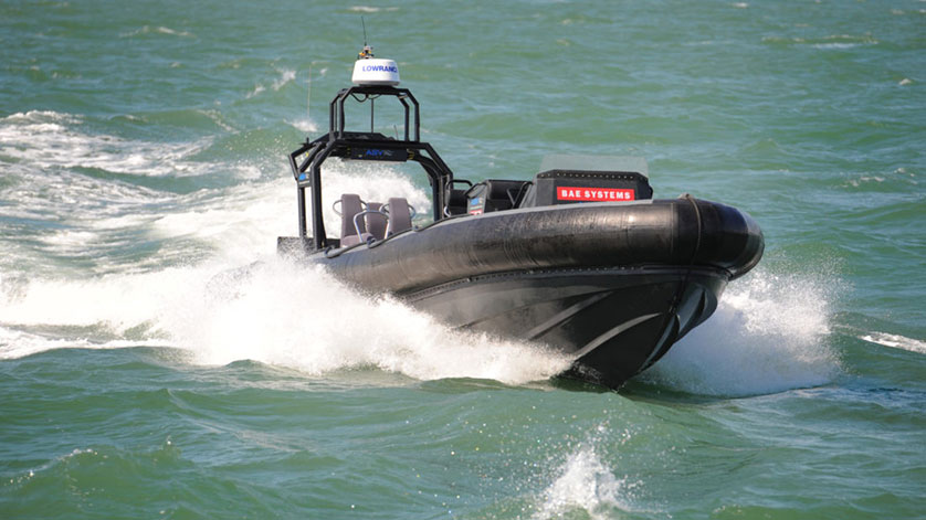 ASV Global Join Forces with BAE Systems