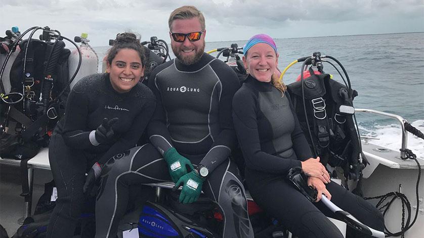 SEA LIFE Orlando Participates in Coralpalooza Event