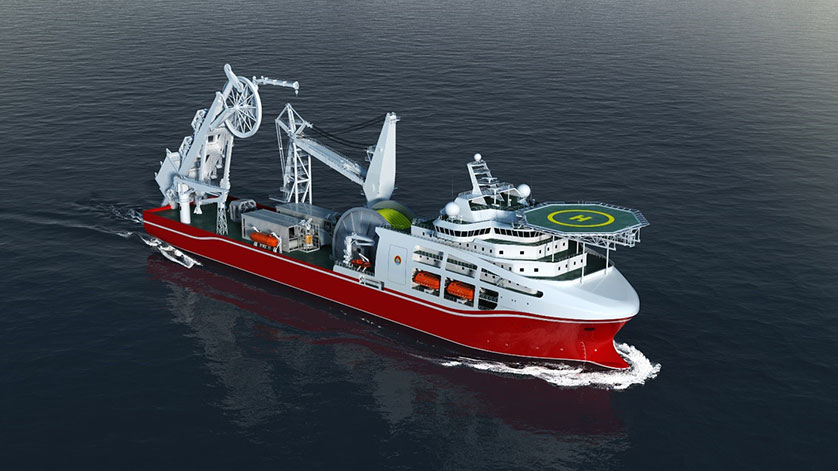 GE's Marine Technologies for Deep-Water Diving Support Vessel | Science &  Tech | News