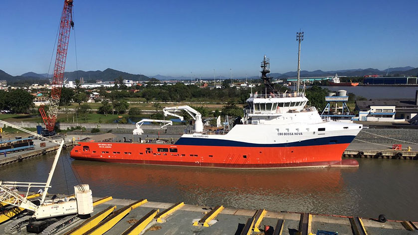 Cobham to Supply VSAT and Radio Equipment for Brazilian Vessels