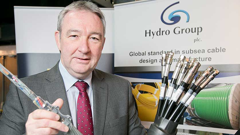 Hydro Group Inks Strategic Agreement for International Growth