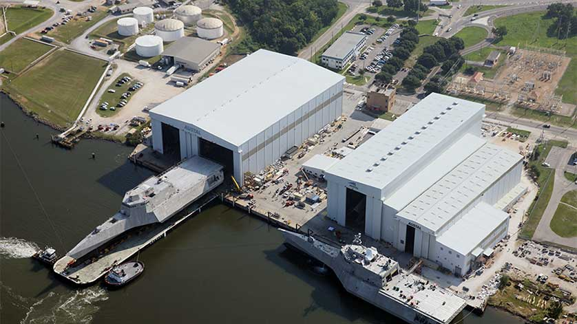 Austal Wins Littoral Combat Ship Contract from US Navy