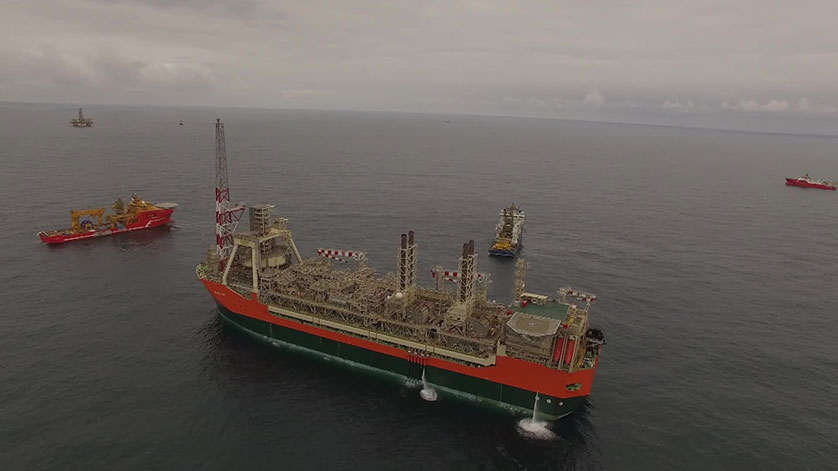 BP Starts Production from Quad 204 Project, West of Shetland
