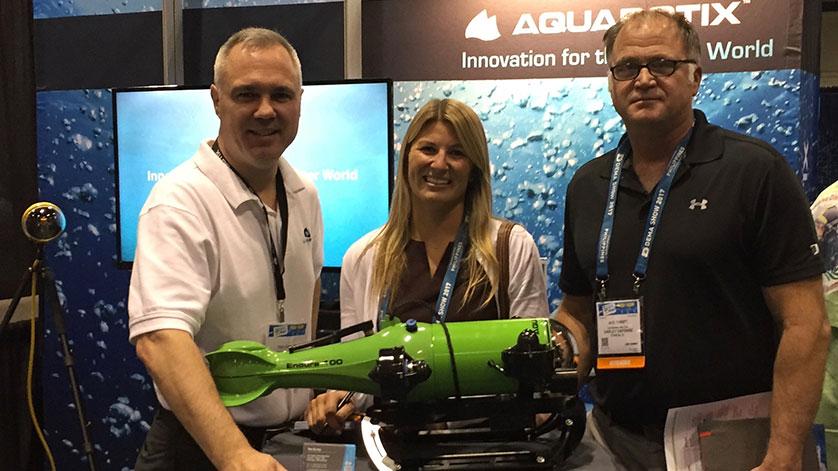 Aquabotix Secures W.S. Darley & Co. as U.S. Distributor