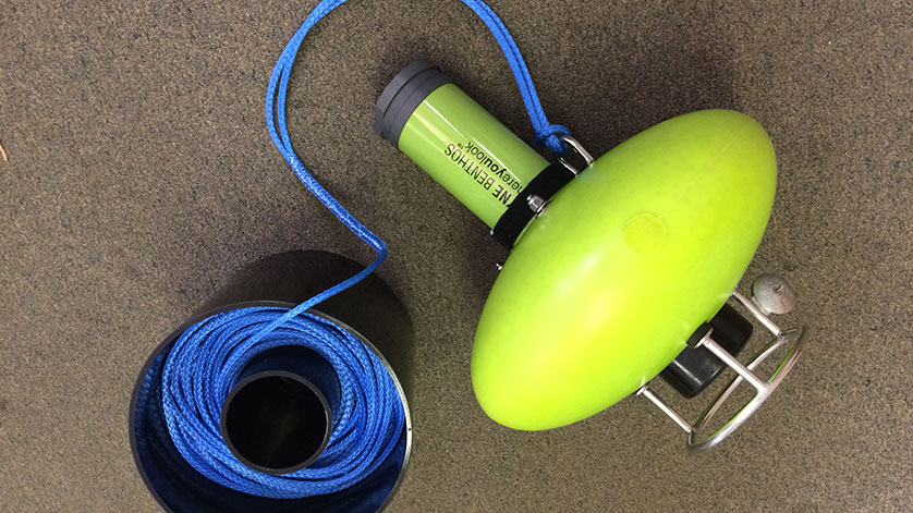 Mooring Systems 20-Year Anniversary of Benthos Pop-up Buoy
