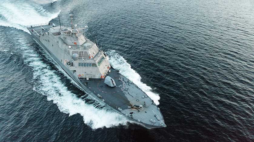 Future USS Little Rock to be Commissioned in December