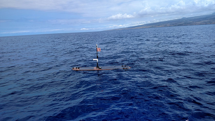 NOAA and Liquid Robotics Collaborate to Protect Marine Sanctuaries