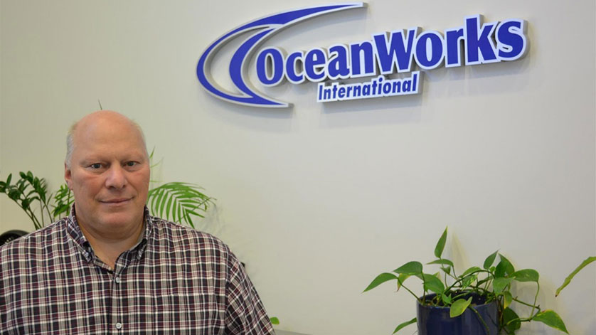 OceanWorks Welcomes Technical Director