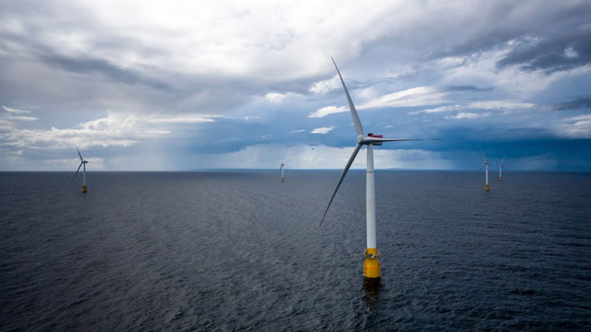 World's First Floating Wind Far Starts Production