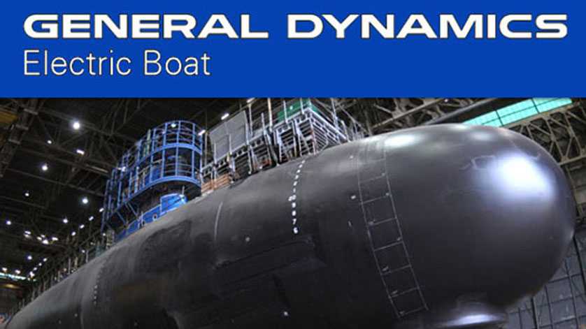 U S Navy Awards General Dynamics Electric Boat 5 1