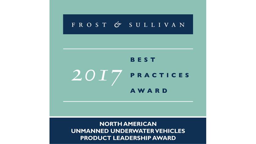 Riptide Earns Frost & Sullivan's 2007 Award for UUV Technology