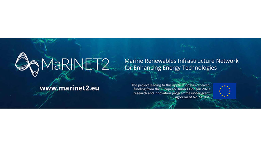 MaRINET2 Awards €1.1m to 32 Offshore Renewable Energy Technologies