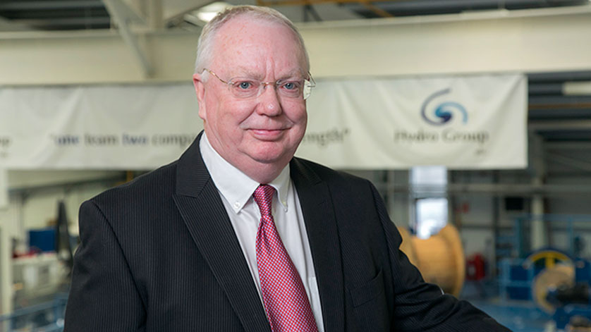 Hydro Group Managing Director Finalist in EY Entrepreneur of the Year