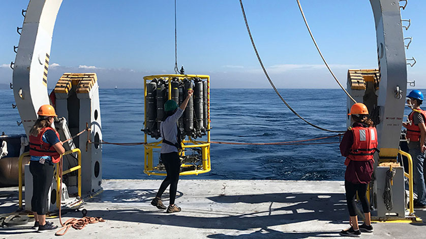 Oceanic and Atmospheric Sciences Majors Offered at UC San Diego