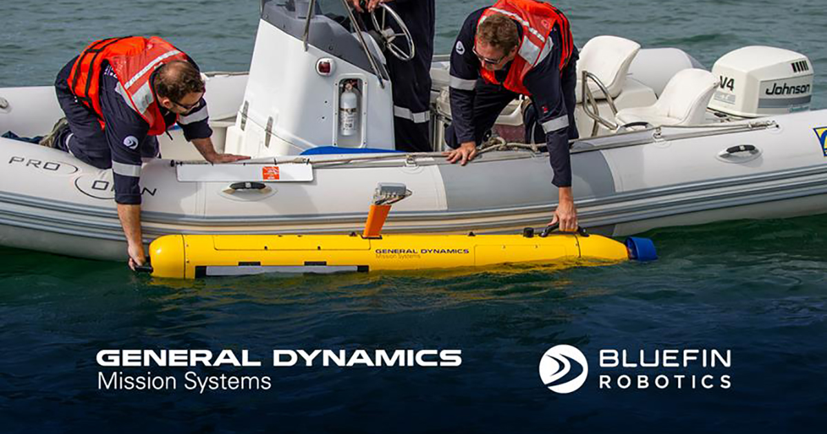 An Inside Look at The New Bluefin-9 UUV