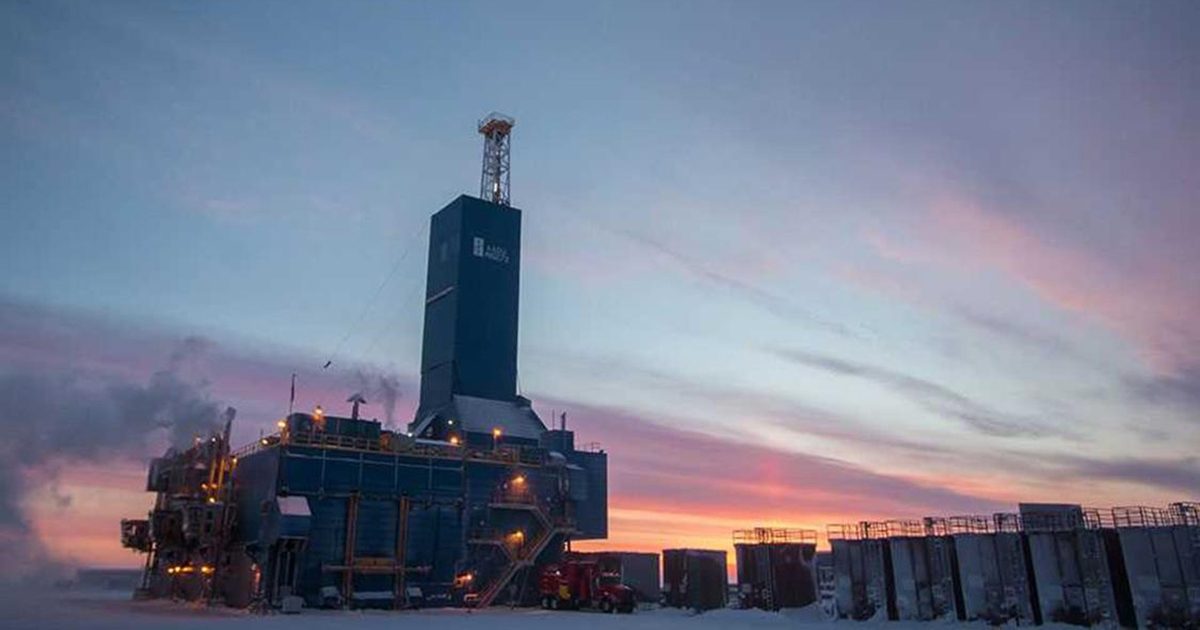 International Team Set to Drill Gas Hydrate Test Well on Alaska's North Slope