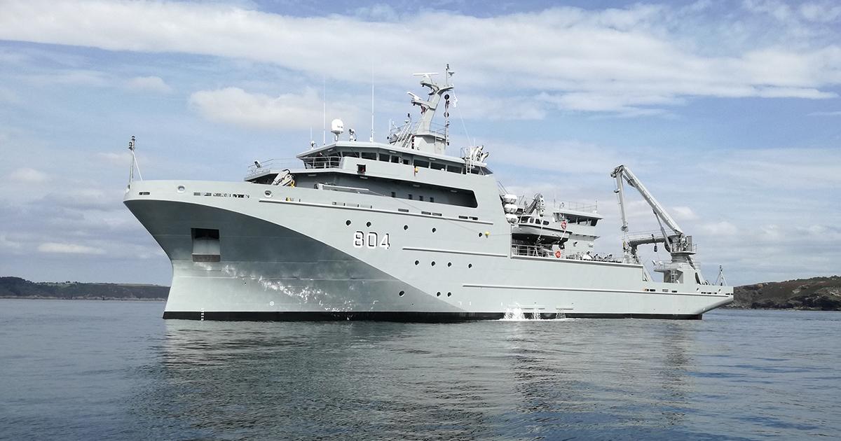 MacArtney France Partner with Kongsberg Maritime