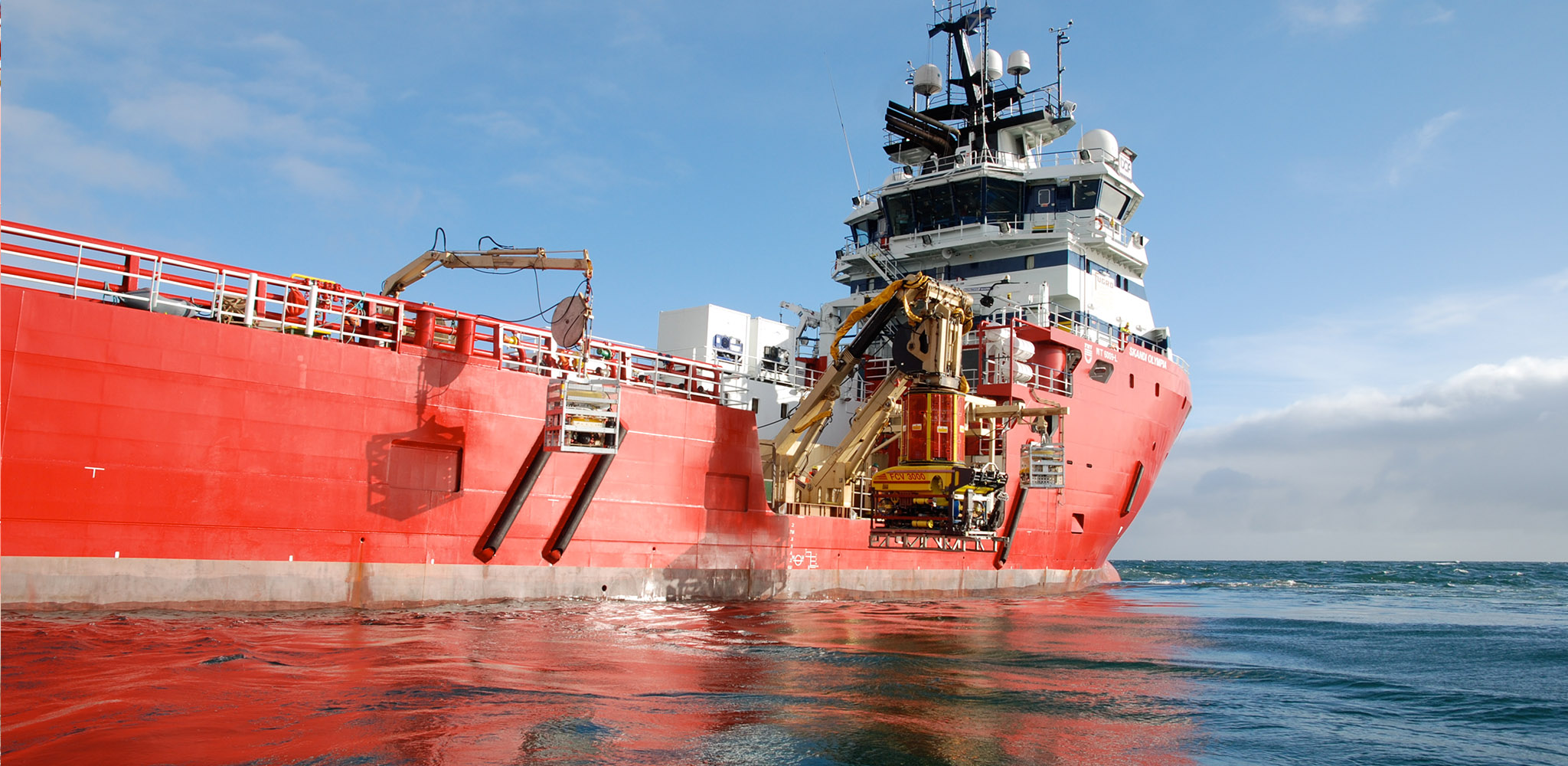 subsea inspection repair and maintenance