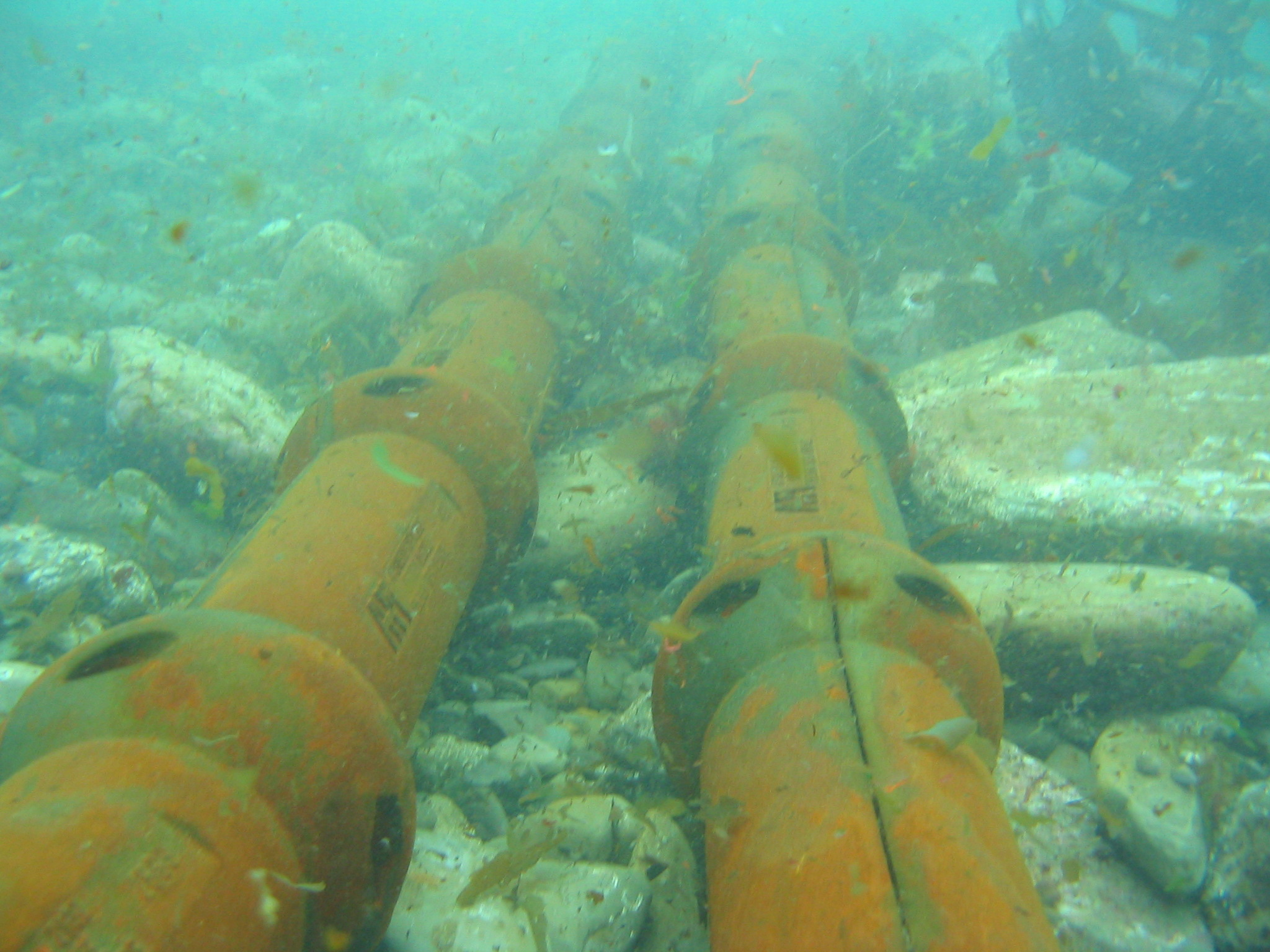 2Armoured sub sea cables Credit EMEC