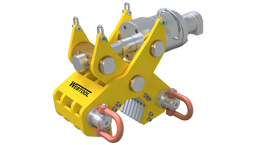 Webtool Cable Gripper Gets Thumbs Up from DNV GL