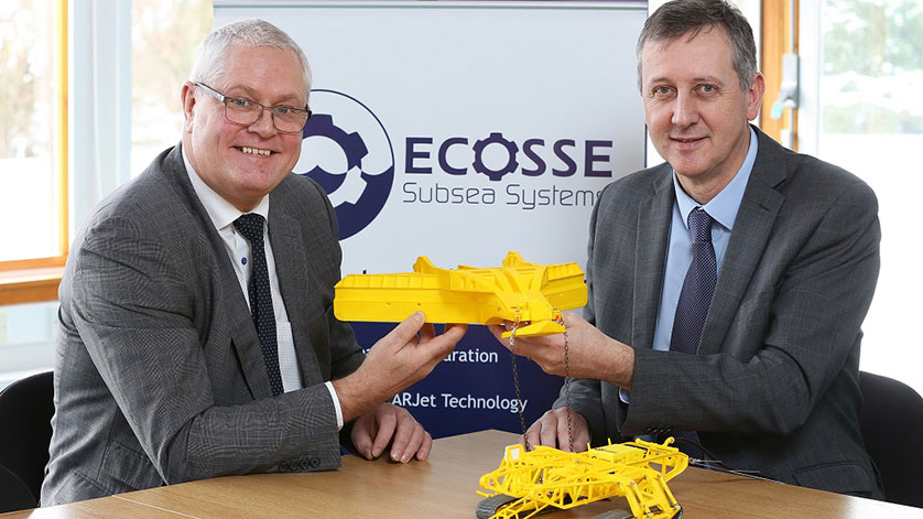 Business Development Expert Joins Ecosse Subsea Systems