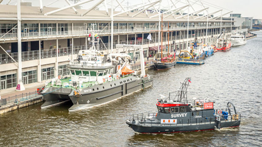 Expanded Waterfront and Dockside Demos at Oi18