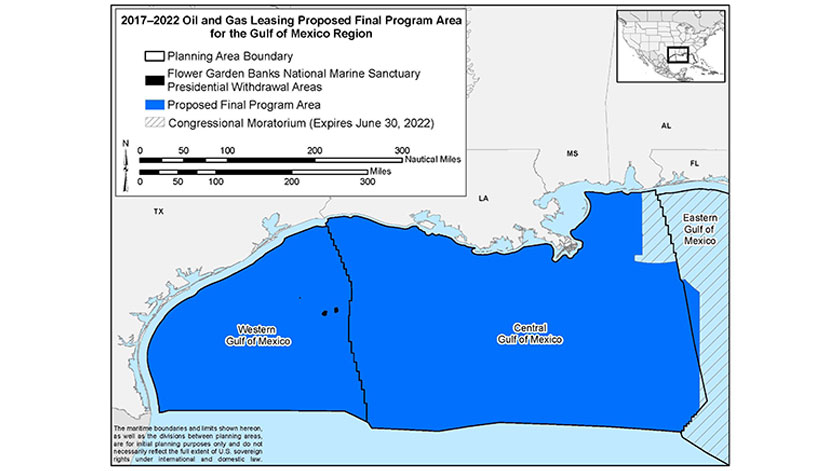 Interior Announces Date for Largest Oil and Gas Lease Sale in U.S. History