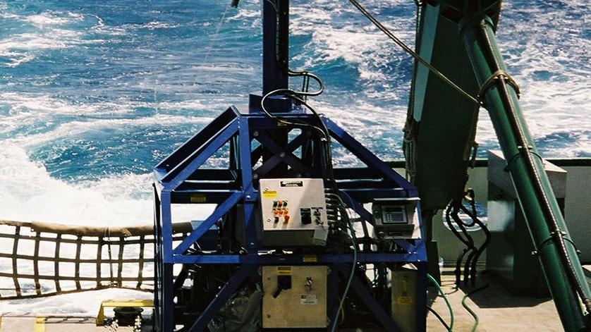 Xiamen University Selects AML's Moving Vessel Profiler (MVP