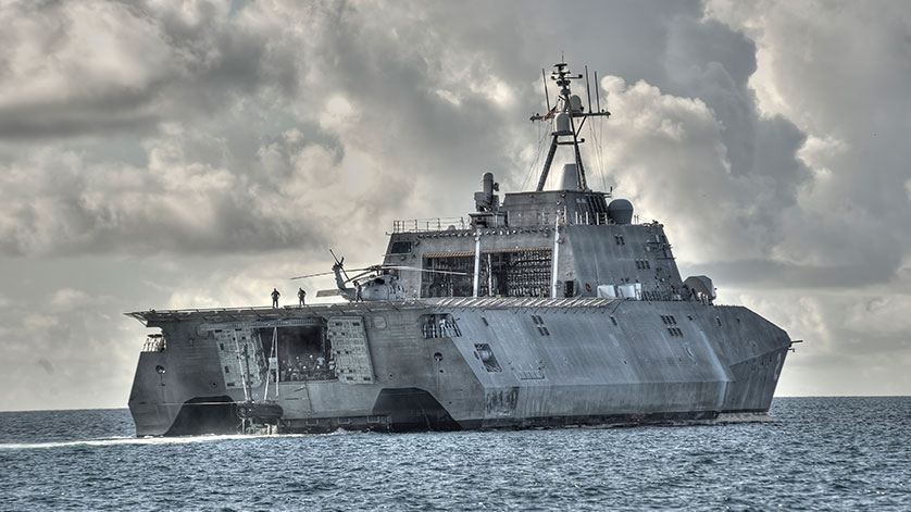 Austal Designed and Built LCS Completes Acceptance Trials