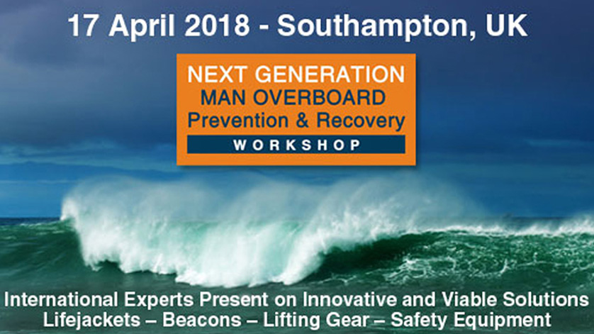 MAN OVERBOARD Prevention & Recovery Workshop