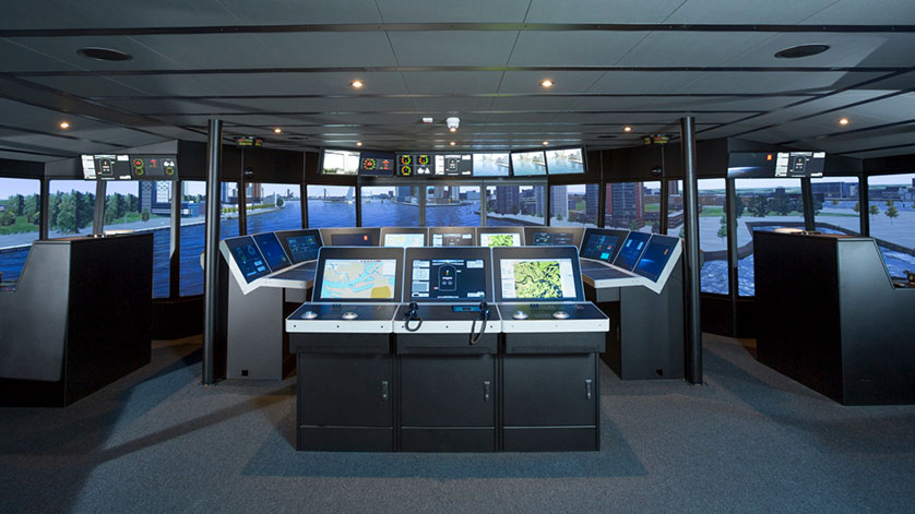 Simwave Maritime Center of Excellence Opens | Science & Technology